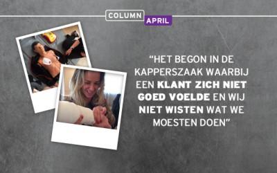 Column april