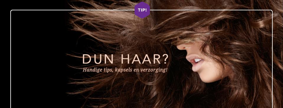 Geliefde Dun haar - Rombout kappers #FP42