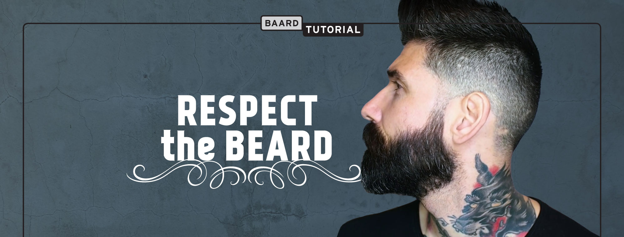 Respect The Beard Rombout Kappers